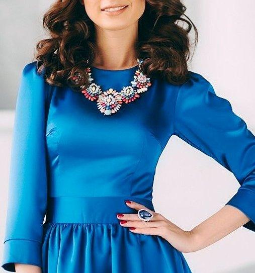 пожалуйста, черные бусы для синего платья фото инструкция как отличить
