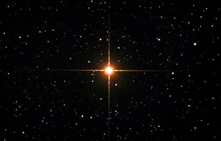 Звезда Бетельгейзе