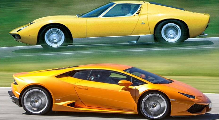 Десять лучших низких автомобилей