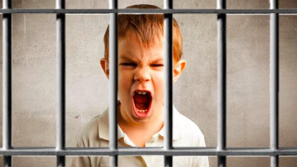 В школу требуются овчарки и конвой, детей превращают в узников