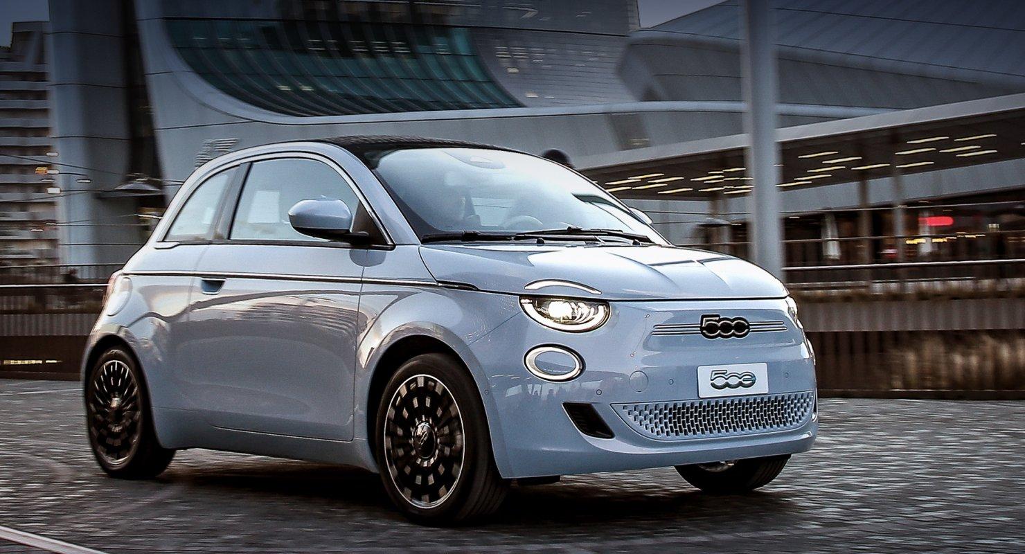 Владельцы модели Fiat 500 получат коины за поездки Автомобили