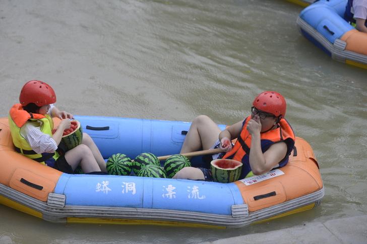 13 странных привычек китайцев, которые никогда не поймет европеец интересное,китай,путешествия,странности