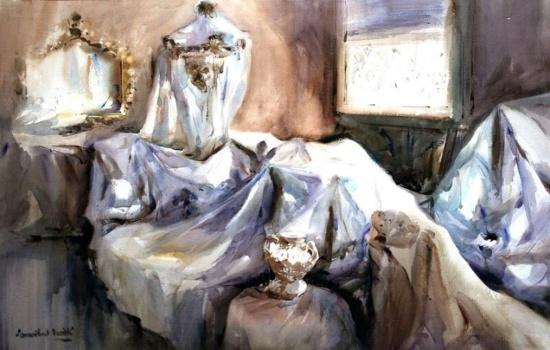 художник Лаурентино Марти (Laurentino Marti) картины – 16