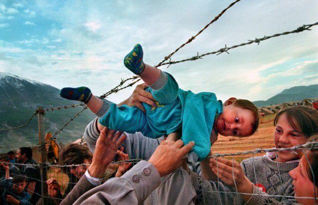 10 фотографий, которые в своё время потрясли весь мир