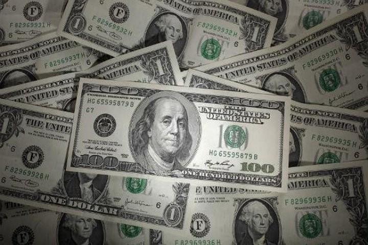 Россия сократила в январе 2018 года вложения в гособлигации США до $96,9 млрд