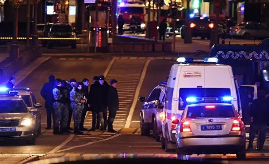 Одним из пяти пострадавших в стрельбе на Лубянке оказался гражданский