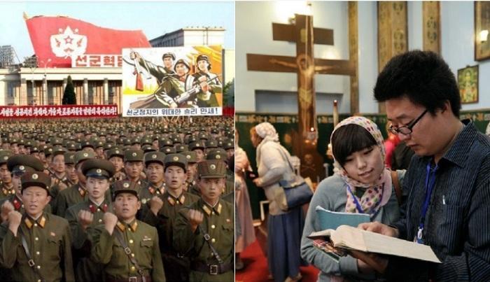 Специфические запреты в Северной Корее