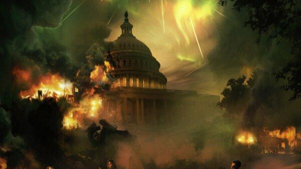 Война которую США проиграли за сутки. новости,события