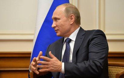 """Путин заявил об отсутствии претензий в случае непоставки """"Мистралей"""""""