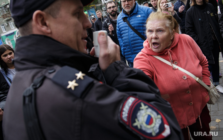 Уже треть россиян готова выйти на акции протеста