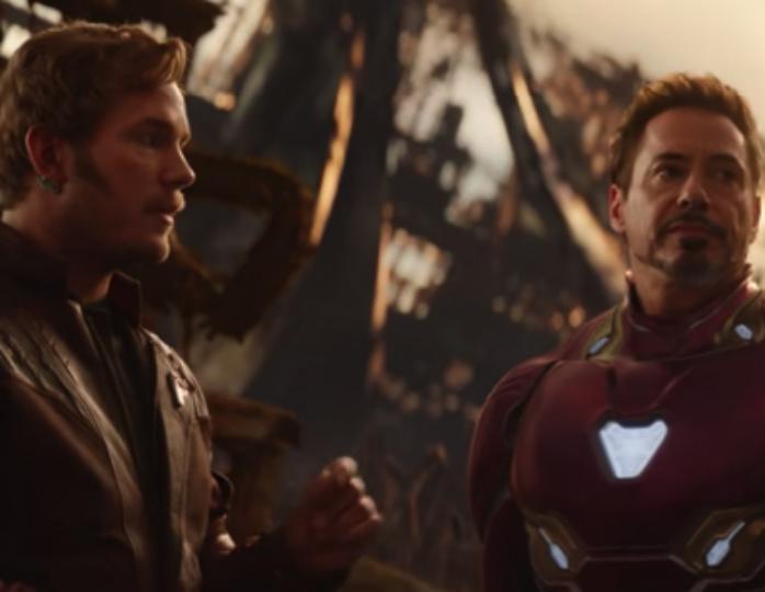 Все супергерои вместе: вышел…