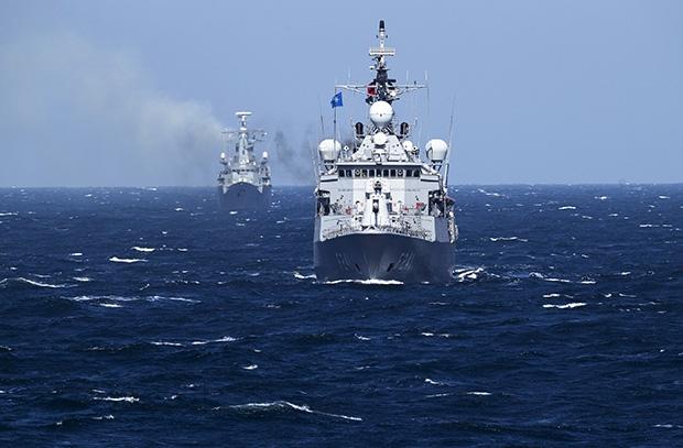 Флот НАТО разместят в Одессе