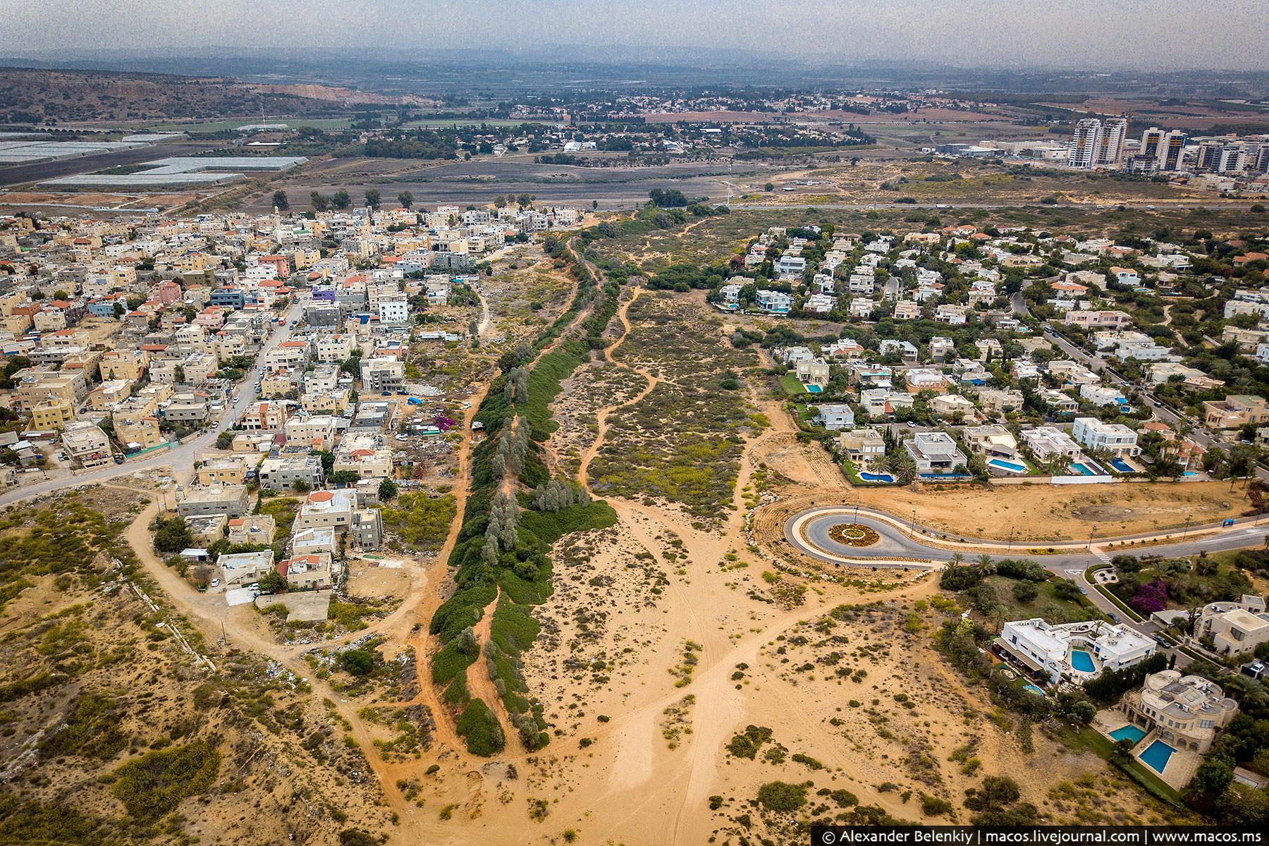 Нищие арабы против еврейской роскоши: главная несправедливость Израиля заграница,поездка,туризм