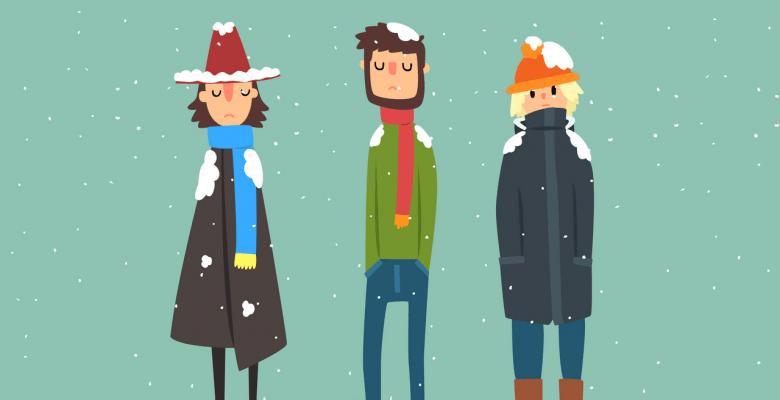 Правда ли, что от холода мож…