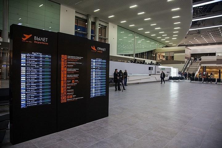 Правительство разрешило размещать отели в аэропортах на территории пунктов пропуска