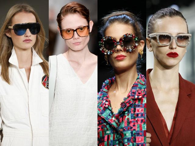 Модные очки весна-лето 2016 4cbae85b4c7