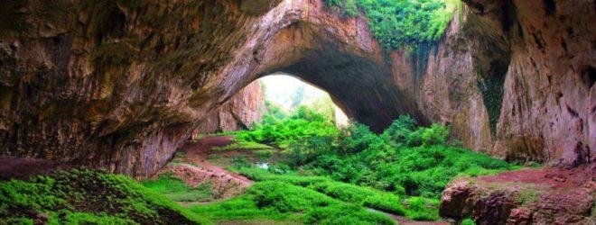 10 пещер, которым люди нашли…