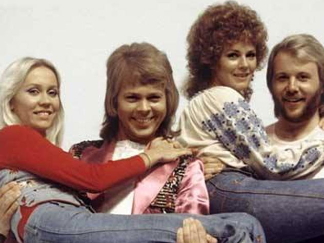 Как сложились судьбы детей легендарных участников группы ABBA