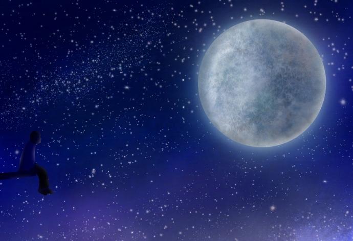Голубая Луна 31 октября 2020 года: что можно и что нельзя делать во второе полнолуние октября