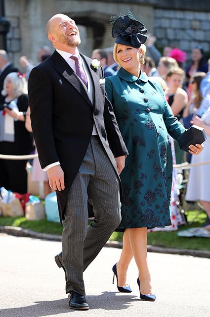 Внучка королевы Елизаветы II Зара Тиндалл и ее муж Майк стали родителями в третий раз Звездные дети