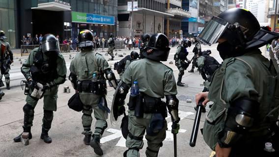 Китай сравнил беспорядки в Капитолии США с гонконгскими протестами ИноСМИ