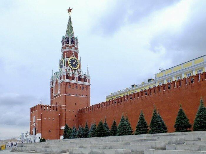 Спасская башня – главные часы нашей страны башенные часы, самое большое, символ горда