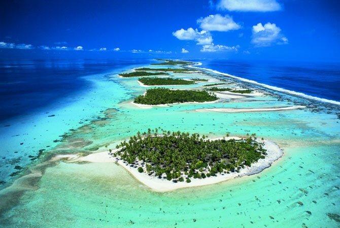 Рангироа, Французская Полинезия путешествия, факты, фото
