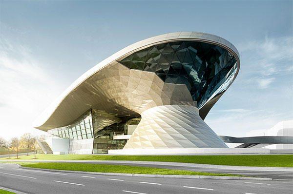 34 самых красивых музея мира, от которых невозможно оторвать взгляд