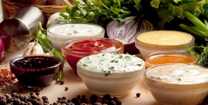 22 различных вида соусов на …