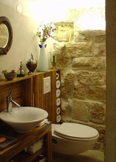 Средиземноморский Ванная комната by Brag Concept