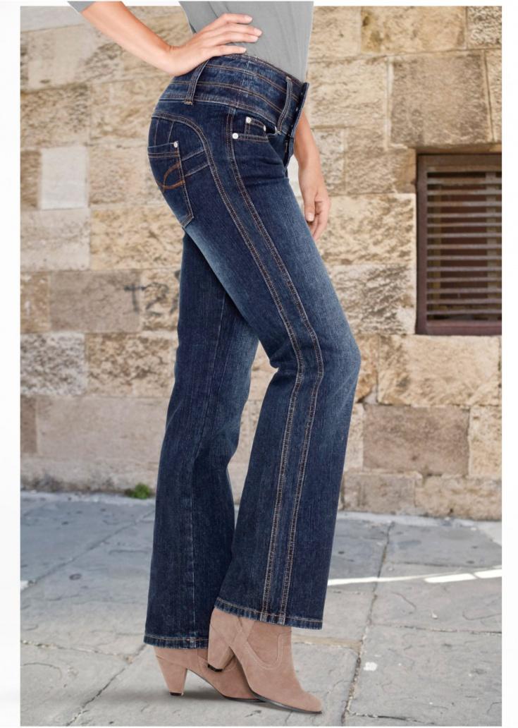 Как можно увеличить размер джинсов фото