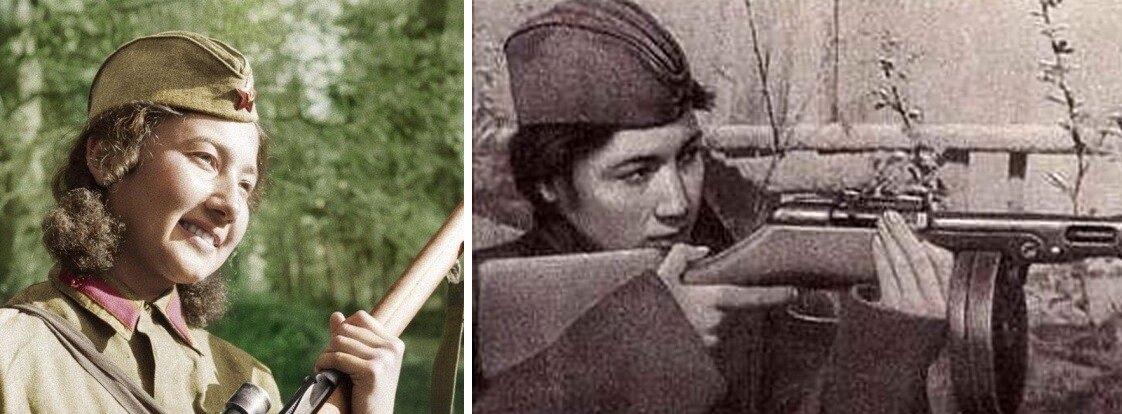 Актриса, доктор востоковедения, убившая 129 фашистов. Кто она?