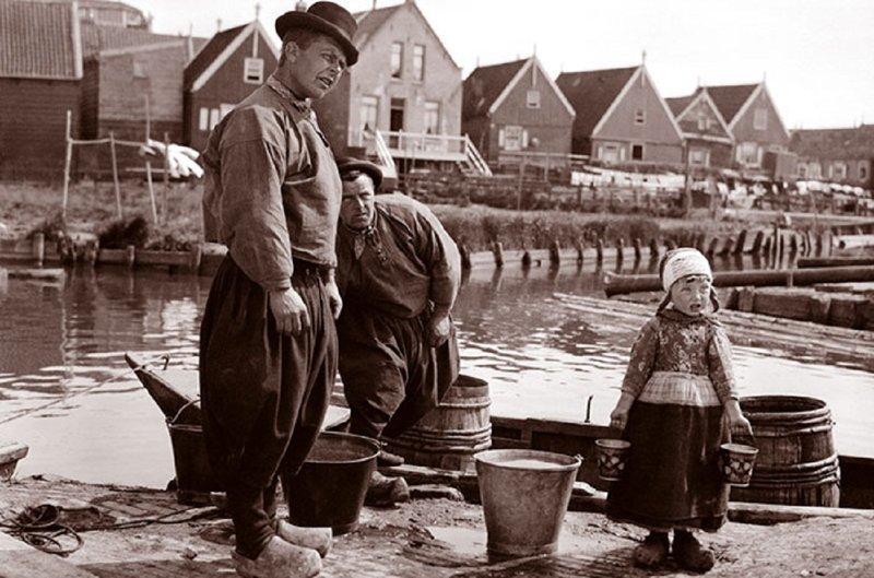 Какой была Европа 100 лет назад ХХ век, винтаж, восстановленные фотографии, европа, кусочки истории, путешествия, старые снимки, фото