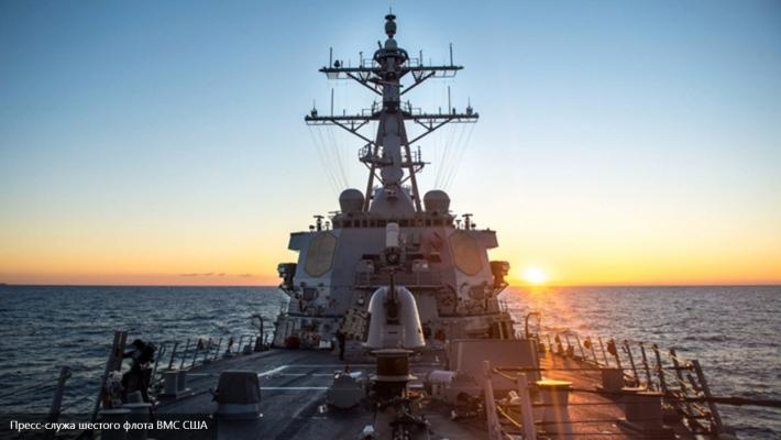 НАТО подбирается к Крыму: Запад ищет способ обойти конвенцию Монтре
