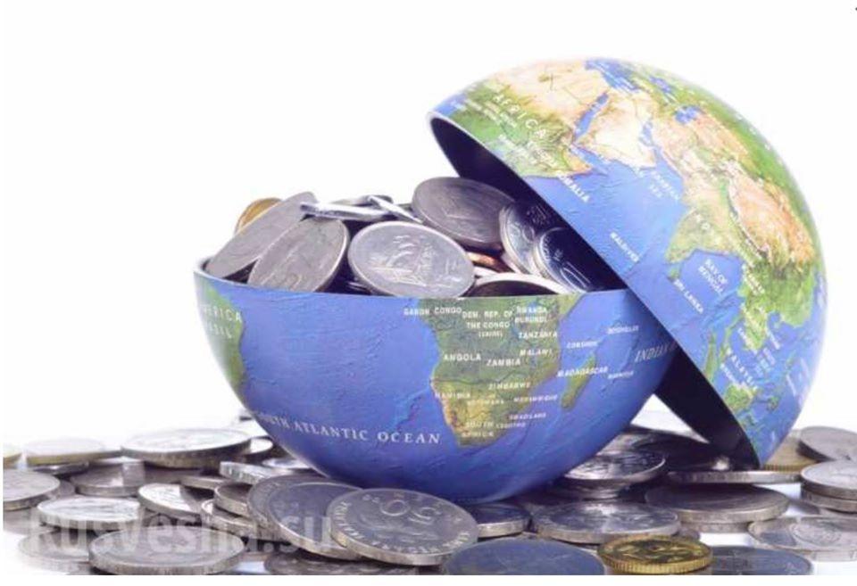 Краткая экономическая ситуация в мире и России власть,общество,россияне,экономика
