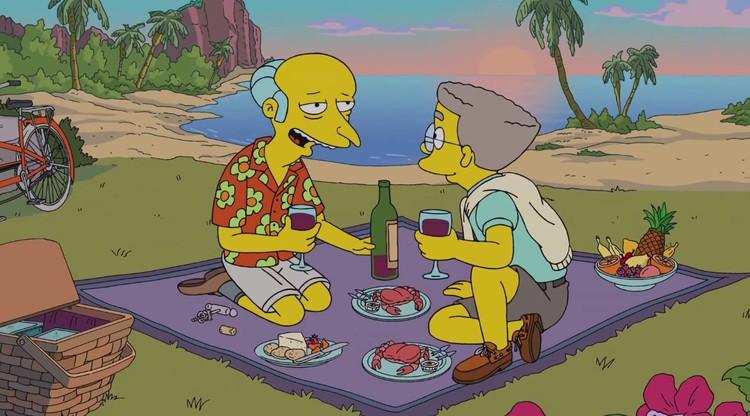 Милонов предложил показывать «Симпсонов» по ночам из-за гомосексуального персонажа