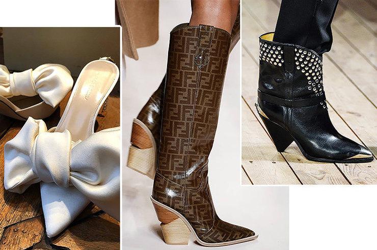 Готовимся косени: 6 главных обувных трендов будущего сезона