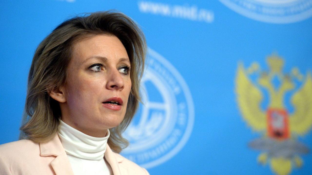 Захарова сказала, как Россия поможет Украине отметить 1 апреля