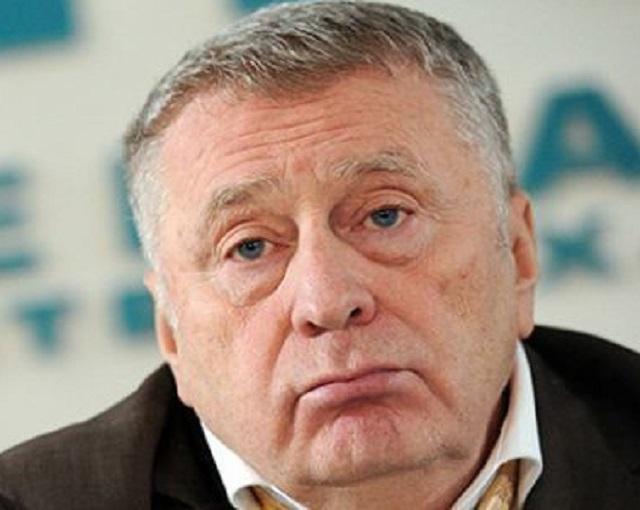 Жириновский выступил с неожи…