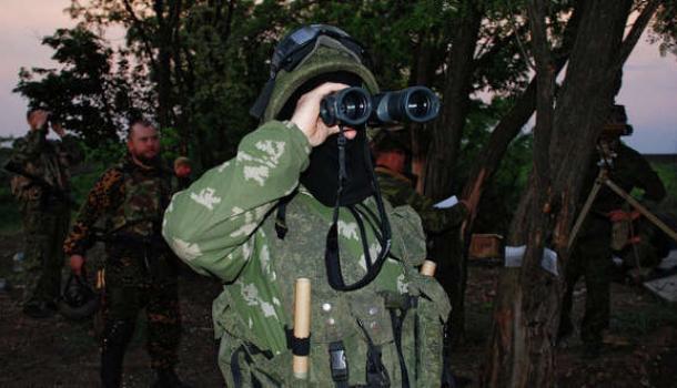 Щедрый подарок морпехов ВСУ ополчению; страшная находка ополчения под Луганском