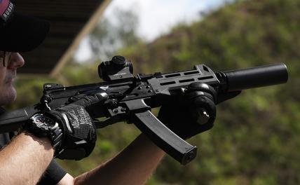 НАЗ с «огоньком» оружие