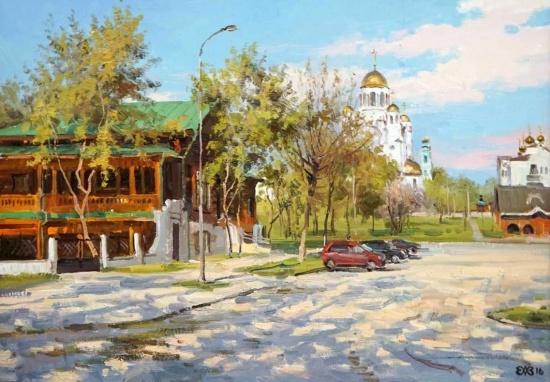 художник Алексей Ефремов картины – 09