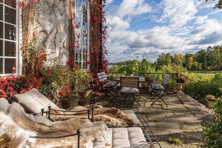 Скандинавская классика: прекрасный дом под Стокгольмом