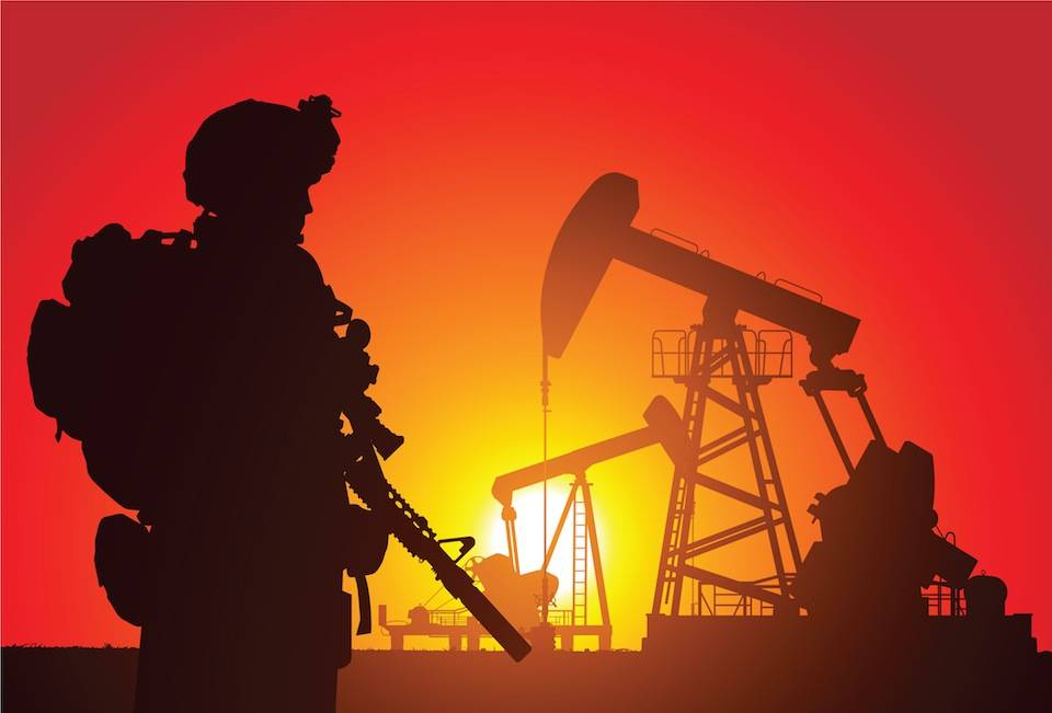 Контрабанда нефти или особенности внешней политики США