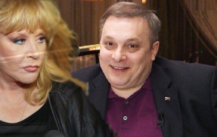 """""""Хапать, хапать до самой смерти"""": Разин рассказал про тайный бизнес Пугачевой"""