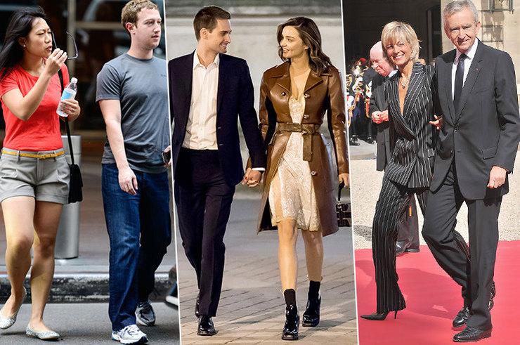 Моя дорогая: как на самом деле одеваются жёны миллиардеров