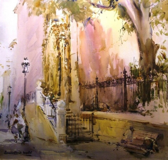 художник Лаурентино Марти (Laurentino Marti) картины – 27