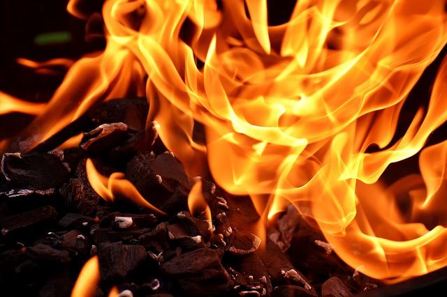 Когда случился пожар, помощь оказали те, от кого не ждали