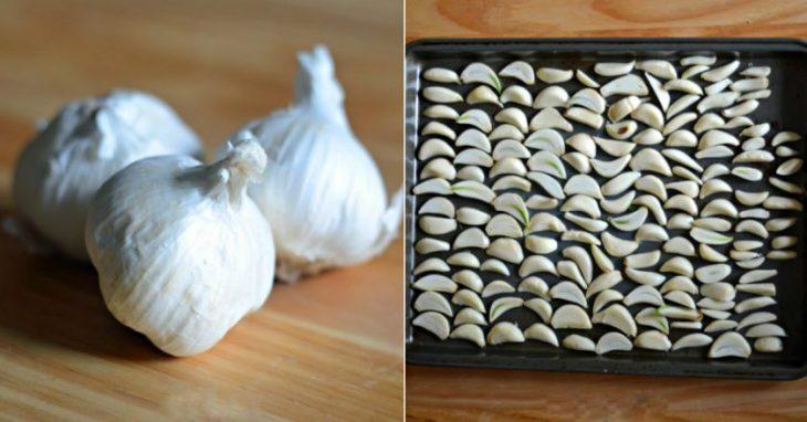 Чесночный порошок своими руками: всегда нужная приправа блюда из чеснока,женские хобби,кулинария,рукоделие,своими руками