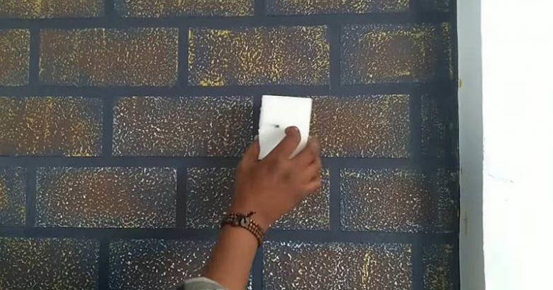 Необыкновенный декор стен своими руками